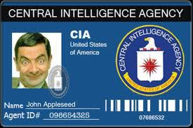 cia id cards and novelty cia id badges