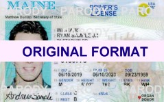 MAINE FAKE ID CARD, | FAKE ID MAKER |  FAKE IDS MAINE, BUY MAINE FAKEIDS AND FAKE IDENTIFICATION