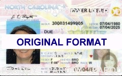 NORTH CAROLINA FAKE IDS | FAKE ID MAKER |  FAKE NORTH CAROLINA ID WITH HOLOGRAMS